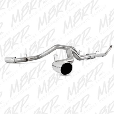 Exhaust - Exhaust System Kit - MBRP Exhaust - XP Series Cool Duals Turbo Back Exhaust System | MBRP Exhaust (S6102409)