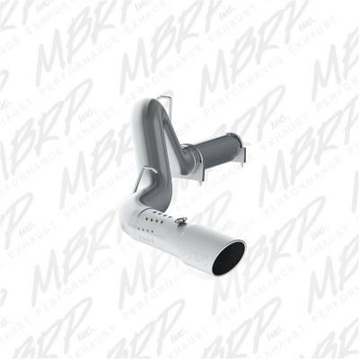 Exhaust - Exhaust System Kit - MBRP Exhaust - XP Series Filter Back Exhaust System | MBRP Exhaust (S60360409)