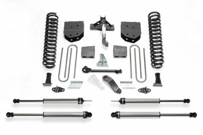 Fabtech - Basic Lift System w/Shocks | Fabtech (K2210DL)