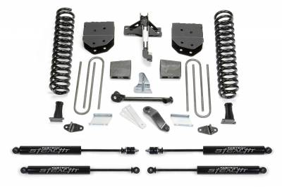 Fabtech - Basic Lift System w/Shocks | Fabtech (K2210M)
