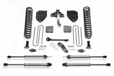 "Lift Kit - 3""-4"" Lift Kits - Fabtech - Fabtech 4"" Basic Lift Kit w/Shocks K2214DL 