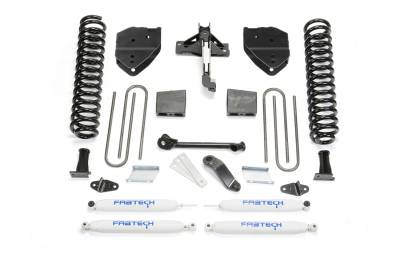 "Fabtech - 6"" Basic Lift System w/Shocks 