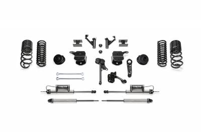 Fabtech - Basic Lift System w/Shocks | Fabtech (K3139DL)