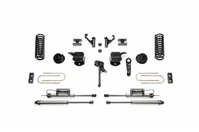 "Lift Kit - 5""-6"" Lift Kits - Fabtech - Fabtech 5"" Basic Lift Kit w/Shocks K3143DL 