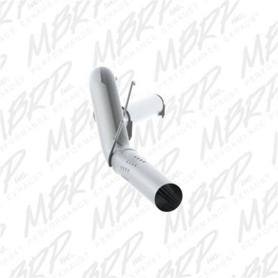 Exhaust - Exhaust System Kit - MBRP Exhaust - PLM Series Filter Back Exhaust System | MBRP Exhaust (S62460PLM)