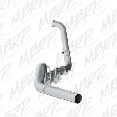 Exhaust - Exhaust System Kit - MBRP Exhaust - P Series Turbo Back Exhaust System | MBRP Exhaust (S62240P)