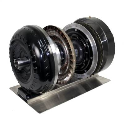 Automatic Transmission  - Torque Converter - BD Diesel - Triple Torque Force Converter | BD Diesel (1071217X)