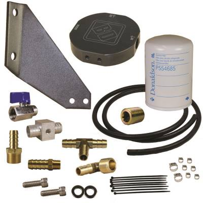 Engine Cooling - Engine Coolant Filter Kit - BD Diesel - Coolant Filter Kit | BD Diesel (1032121)