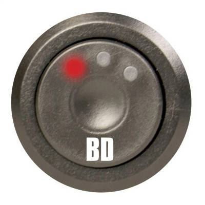 Engine - Accelerator Pedal Boost Module - BD Diesel - Throttle Sensitivity Booster Push Button Switch Kit | BD Diesel (1057705)