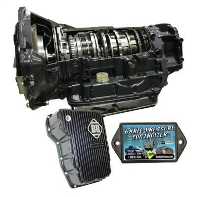 BD Diesel - 4WD Transmission | BD Diesel (1064264)