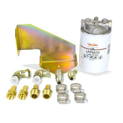 BD Diesel - Inline Transmission Filter Kit | BD Diesel (1064012)