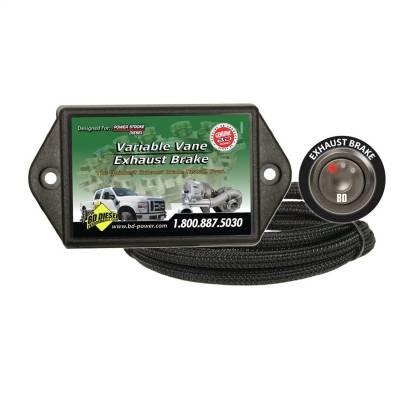 08-10 Ford 6.4L Powerstroke Brake, Variable Vane Exhaust | BD Diesel