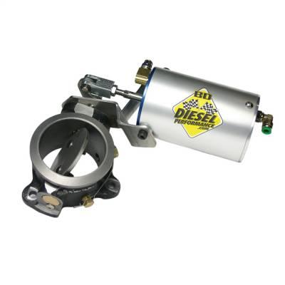 BD Diesel - 94-97 Ford 7.3L Powerstroke Exhaust Brake Vac/Turbo Mount | BD Diesel