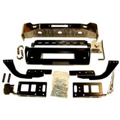 Winches and Accessories - Winch Carrier - Warn - Gen II Trans4mer Winch Carrier | Warn (88245)