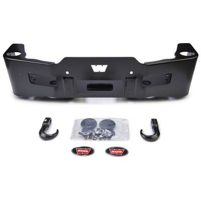 Winches and Accessories - Winch Carrier - Warn - Gen II Trans4mer Winch Carrier | Warn (91405)