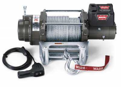 Winches and Accessories - Winches - Warn - M12 Self-Recovery Winch | Warn (17801)