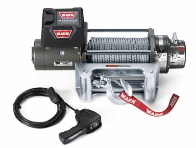 Warn - XD9000 Self-Recovery Winch | Warn (28500)