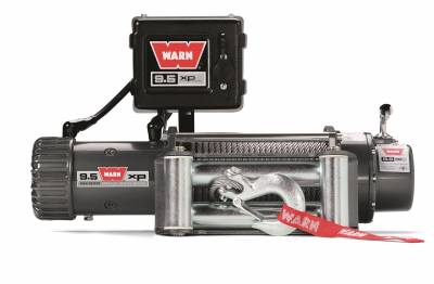 Winches and Accessories - Winch - Warn - 9.5xp Self-Recovery Winch | Warn (68500)