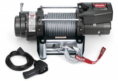 Winches and Accessories - Winches - Warn - 16.5ti Thermometric Self-Recovery Winch | Warn (68801)