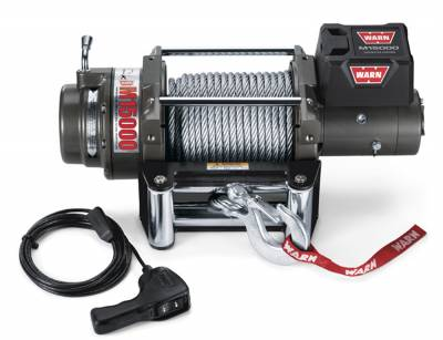 Winches and Accessories - Winch - Warn - M15 Self-Recovery Winch | Warn (47801)