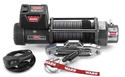 Winches and Accessories - Winch - Warn - 9.5XP-S Self-Recovery Winch | Warn (87310)