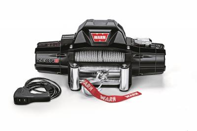 Winches and Accessories - Winch - Warn - ZEON 8 Winch | Warn (88980)