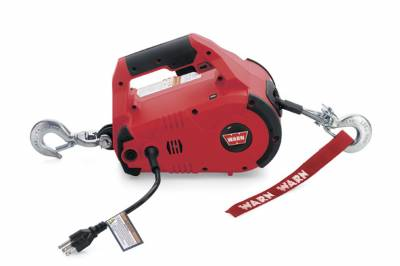Winches and Accessories - Winch - Warn - PullzAll Hand Held Electric Pulling Tool | Warn (885001)