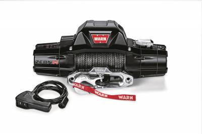 Winches and Accessories - Winches - Warn - ZEON 8-S Winch | Warn (89305)