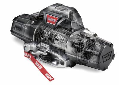 Warn - ZEON 8-S Winch | Warn (89305) - Image 2
