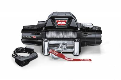 Winches and Accessories - Winch - Warn - ZEON 12 Winch | Warn (89120)