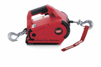 Winches and Accessories - Winch - Warn - Cordless PullzAll | Warn (885005)