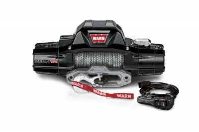 Winches and Accessories - Winch - Warn - Zeon 12-S Winch | Warn (95950)