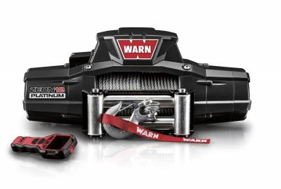 Winches and Accessories - Winch - Warn - ZEON Platinum 12 Winch | Warn (92820)