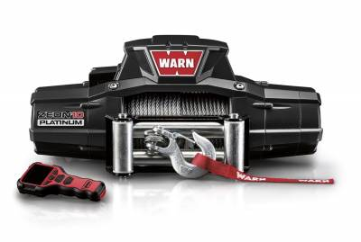 Winches and Accessories - Winch - Warn - ZEON Platinum 10 Winch | Warn (92810)