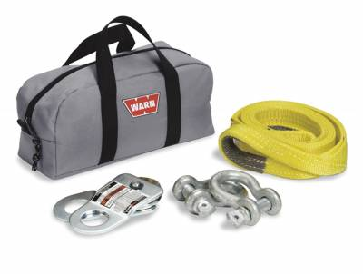 Winches and Accessories - Winch Accessory Kit - Warn - Winch Rigging Kit | Warn (70792)