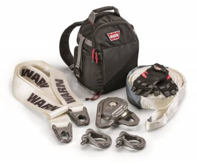 Winches and Accessories - Winch Accessory Kit - Warn - Epic Recovery Kit | Warn (97570)