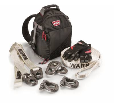 Winches and Accessories - Winch Accessory Kit - Warn - Epic Recovery Kit | Warn (97565)