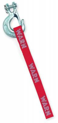 Towing Accessories - Tow Strap - Warn - Hook Strap   Warn (69645)