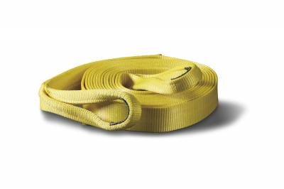 Towing Accessories - Tow Strap - Warn - Standard Recovery Strap   Warn (88911)