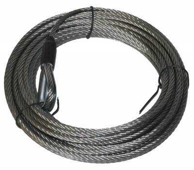 Winches and Accessories - Winch Rope - Warn - Wire Rope | Warn (79835)