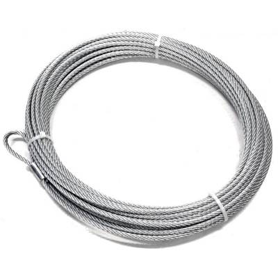 Winches and Accessories - Winch Rope - Warn - Wire Rope | Warn (15712)