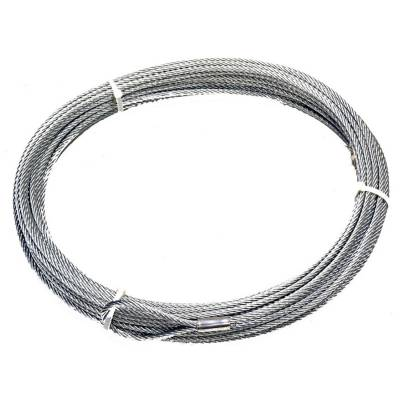 Winches and Accessories - Winch Rope - Warn - Wire Rope | Warn (25987)