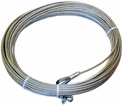 Winches and Accessories - Winch Rope - Warn - Wire Rope | Warn (38311)