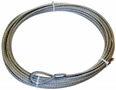 Winches and Accessories - Winch Rope - Warn - Wire Rope | Warn (61950)
