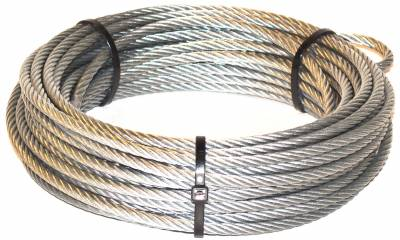 Winches and Accessories - Winch Rope - Warn - Wire Rope | Warn (68851)
