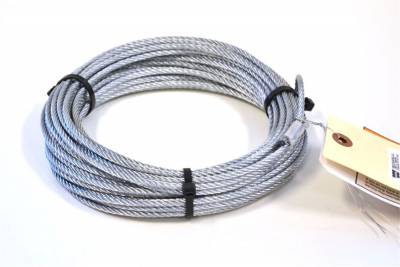 Winches and Accessories - Winch Rope - Warn - Wire Rope | Warn (69336)