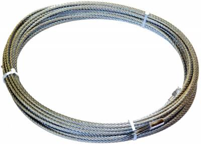 Winches and Accessories - Winch Rope - Warn - Wire Rope | Warn (38314)