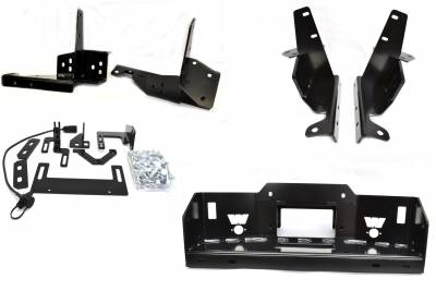 Warn - Hidden Winch Kit | Warn (84515)