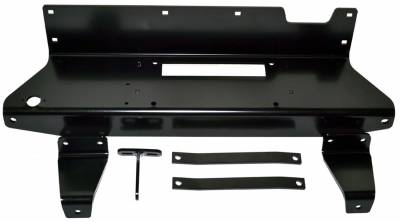 Warn - Hidden Kit Winch Mounting System | Warn (61770)
