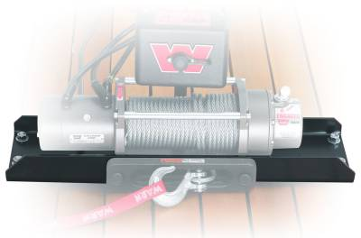 Winches and Accessories - Winch Mount Kit - Warn - Universal Foot Forward Winch Mount Kit | Warn (11078)